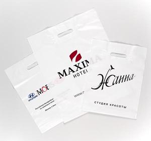 Пакеты пвд майка с логотипом